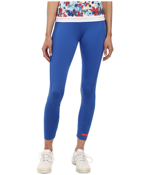 adidas by Stella McCartney - The 7/8 Tight S02965 (Flight Blue) Women