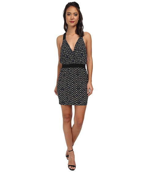 BCBGeneration - Surplus Dress (Black Combo) Women
