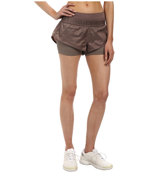 adidas by Stella McCartney - Running Climate Shorts S02957 (Natural Grey) Women