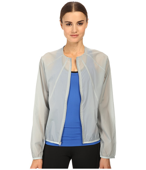 adidas by Stella McCartney - Cycling Jacket S14660 (Eggshell) Women's Coat