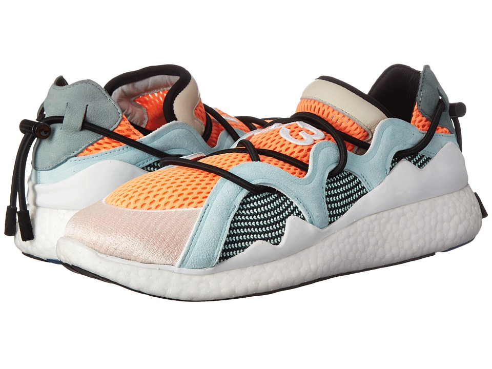 adidas Y-3 by Yohji Yamamoto - Toggle Boost (Glow Orange/Cream White) Women's Shoes