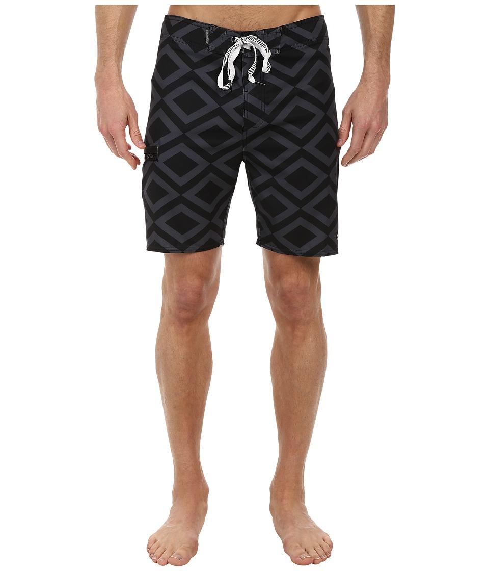 Alpinestars - Quest Boardshorts (Black) Men's Swimwear
