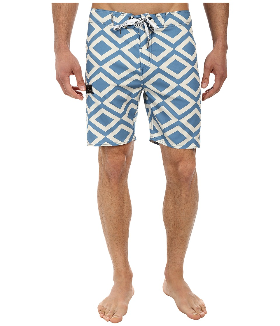 Alpinestars - Quest Boardshorts (Blue) Men