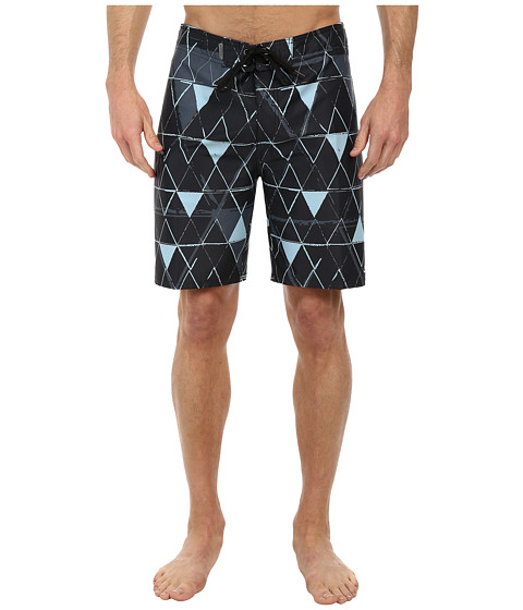 Alpinestars - Triad Boardshorts (Black) Men's Swimwear