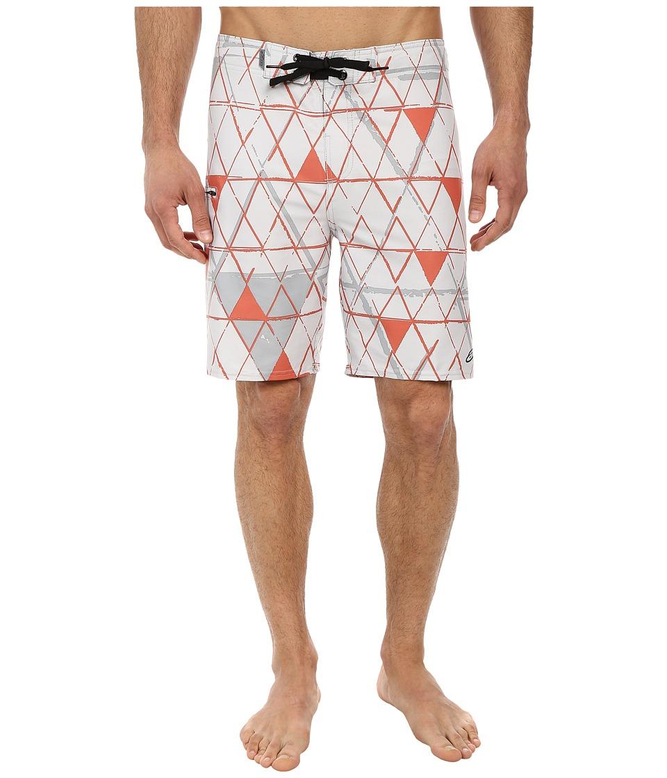 Alpinestars - Triad Boardshorts (Gray) Men's Swimwear