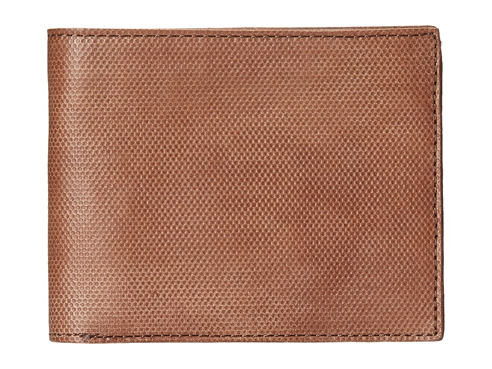John Varvatos - Billfold (Chocolate) Bill-fold Wallet