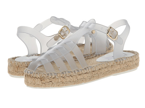 Miista - Ariella (Transparent) Women's Sandals