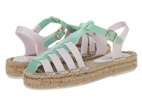 Miista - Ariella (Mint/Lavender) Women's Sandals