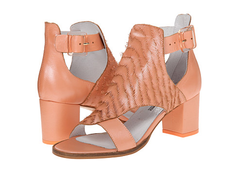 Miista - Davinia (Coral Hair) Women's Shoes