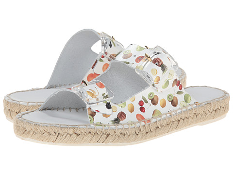 Miista - Kitty (White Fruits) Women's Shoes