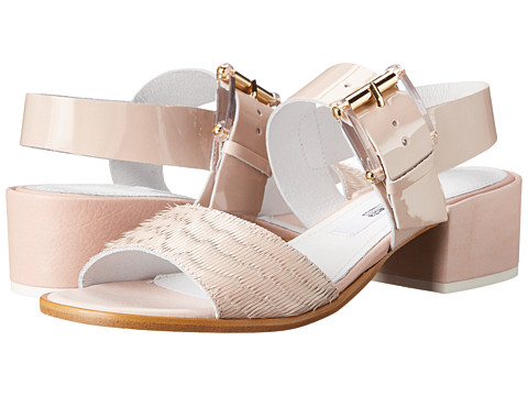 Miista - Mina (Pastel Pink) Women's 1-2 inch heel Shoes