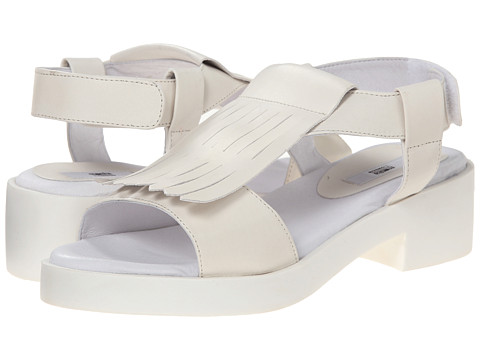 Miista - Bridgette (White) Women's Sandals