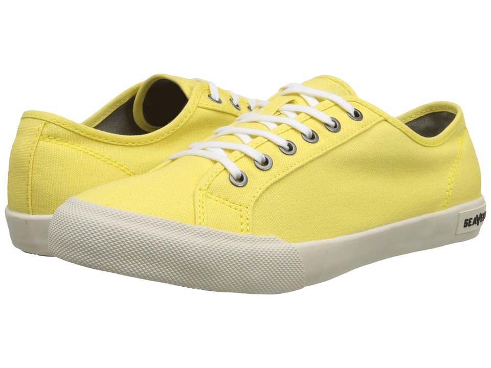 SeaVees 06/67 Monterrey Sneaker Standard (Lemon Drop) Women