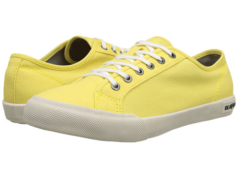 SeaVees - 06/67 Monterrey Sneaker Standard (Lemon Drop) Women's Shoes