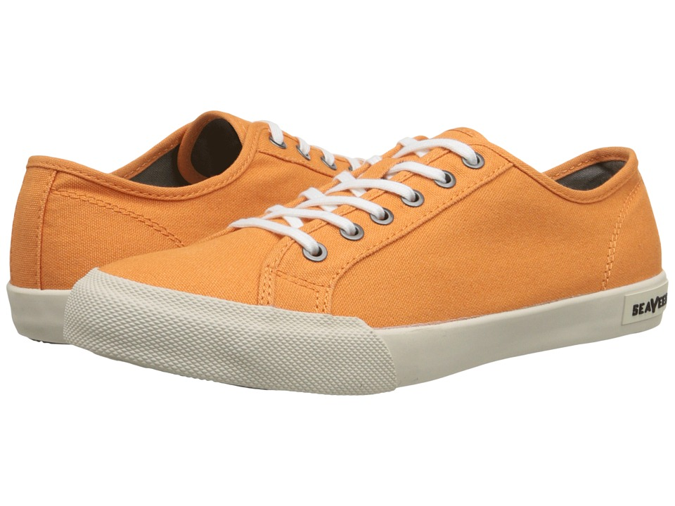 SeaVees - 06/67 Monterrey Sneaker Standard (Tangerine) Women's Shoes