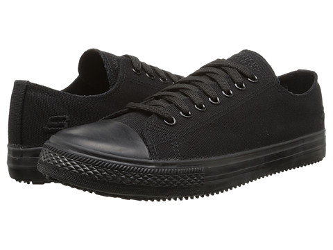 SKECHERS Work - Kirk Canton (Black) Men
