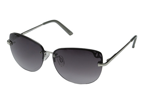 Steve Madden - S5652 (Silver) Fashion Sunglasses