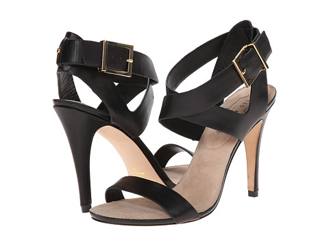 Ted Baker - Bienvenues (Black Leather) Women's Dress Sandals