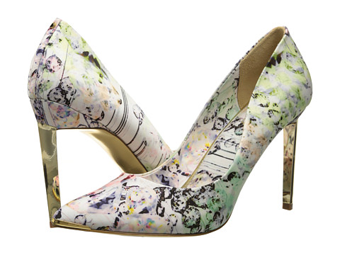 Ted Baker - Adecyn (Crystal Droplets) High Heels