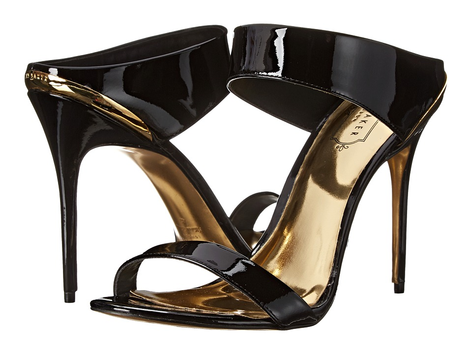 Ted Baker - Chablise (Black Patent) High Heels