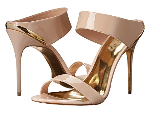 Ted Baker - Chablise (Nude Patent) High Heels
