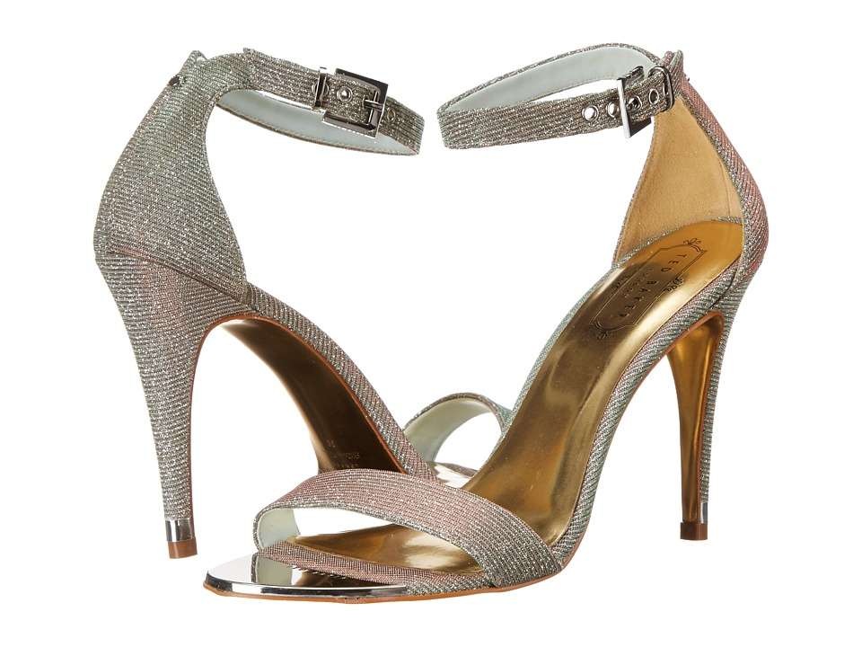 Ted Baker - Caitte (Light Green Textile) High Heels