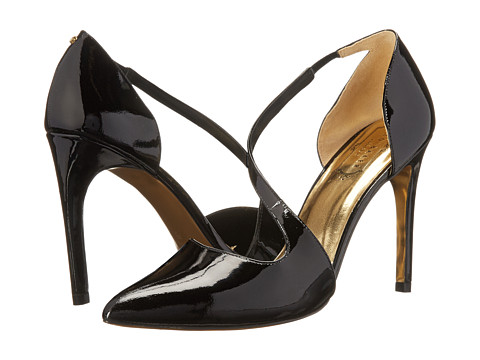 Ted Baker - Chiantre (Black Patent) High Heels