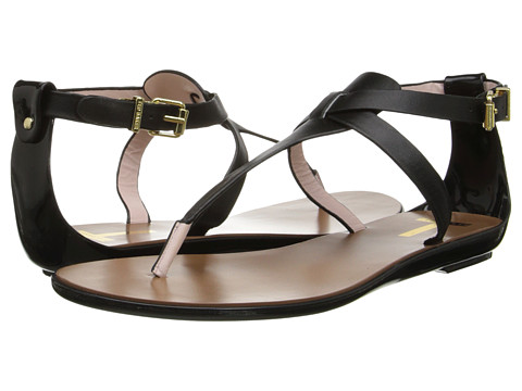 Ted Baker - Alzase (Black Leather) Women's Sandals