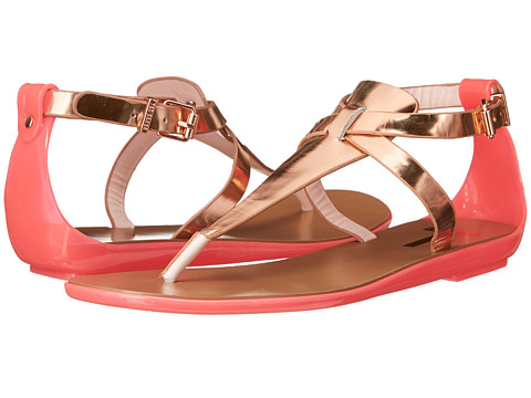 Ted Baker - Alzase (Light Pink/Metallic) Women's Sandals