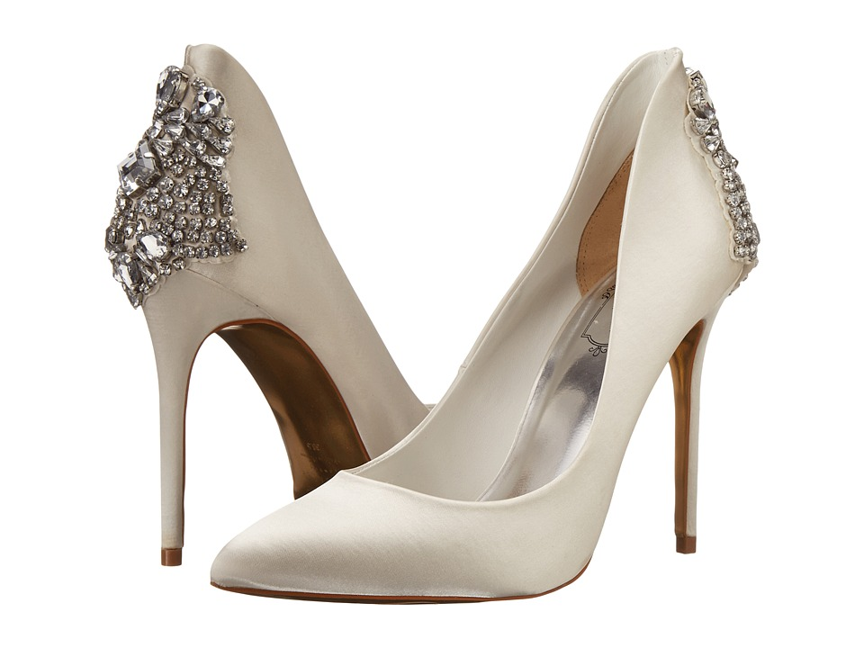 Ted Baker - Mieon (Light Cream Textile) High Heels