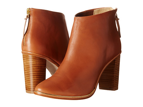 Ted Baker - Lorca (Tan Leather) Women's Zip Boots