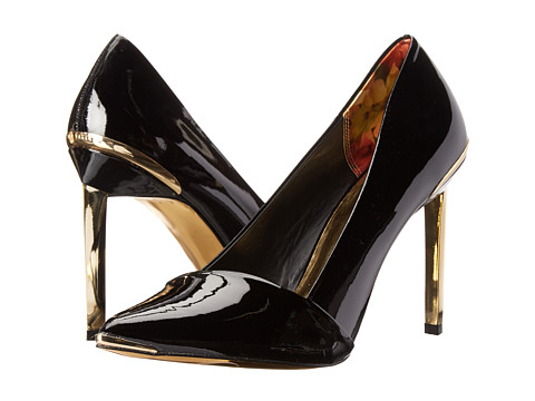 Ted Baker - Naretta (Black Patent) High Heels