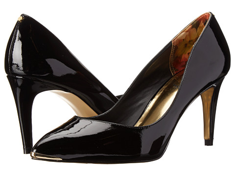 Ted Baker - Moniirra (Black Patent) High Heels