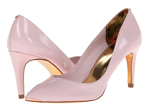 Ted Baker - Moniirra (Light Pink Patent) High Heels