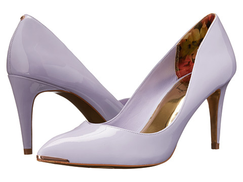 Ted Baker - Moniirra (Light Purple Patent) High Heels