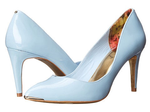 Ted Baker - Moniirra (Light Blue Patent) High Heels