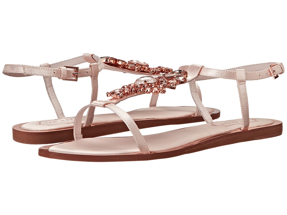 Ted Baker - Roseupe (Nude Textile) Women's Dress Sandals