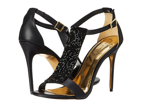 Ted Baker - Primros (Black Satin) High Heels