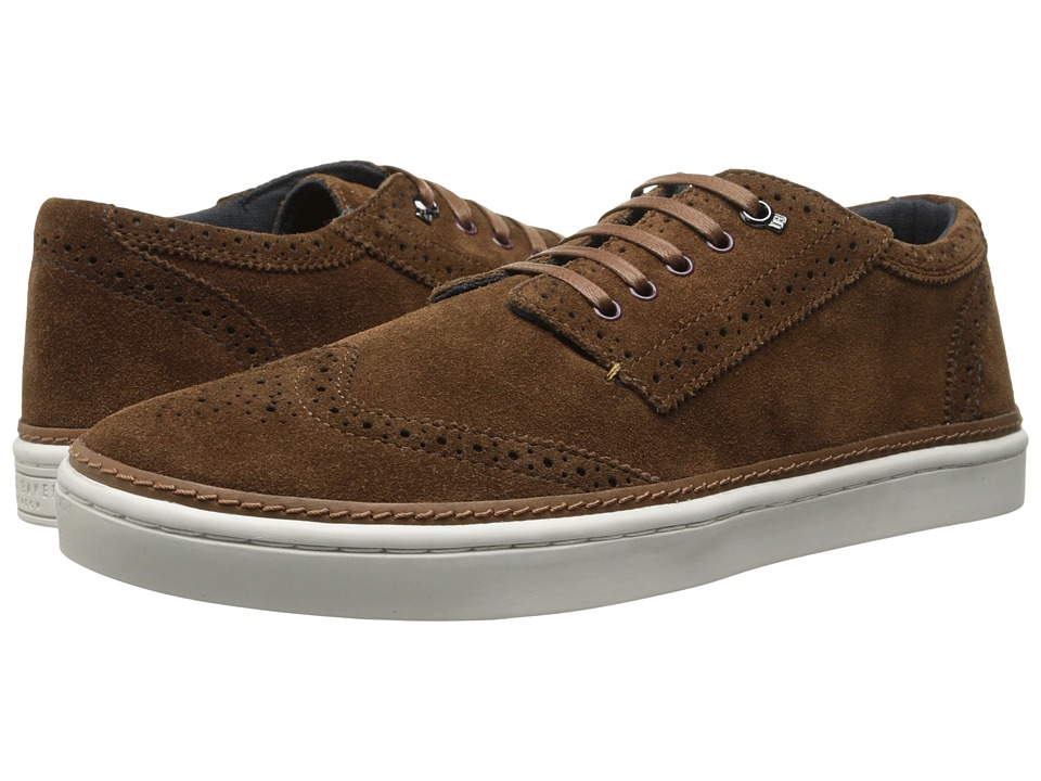 Ted Baker - Byran (Tan Suede) Men's Shoes