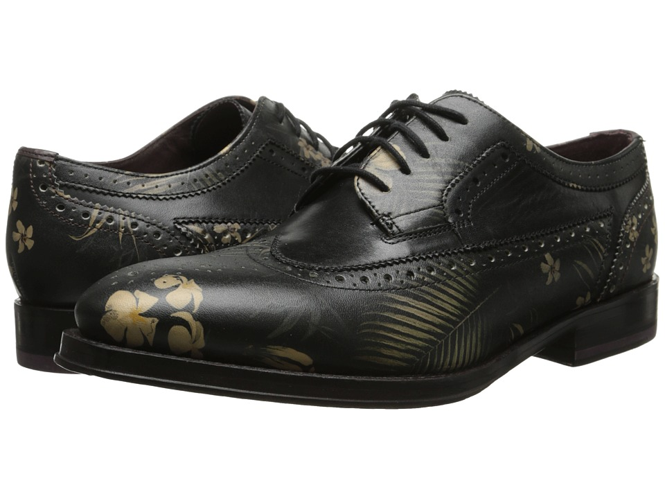 Ted Baker - Chorlten (Black Multi) Men