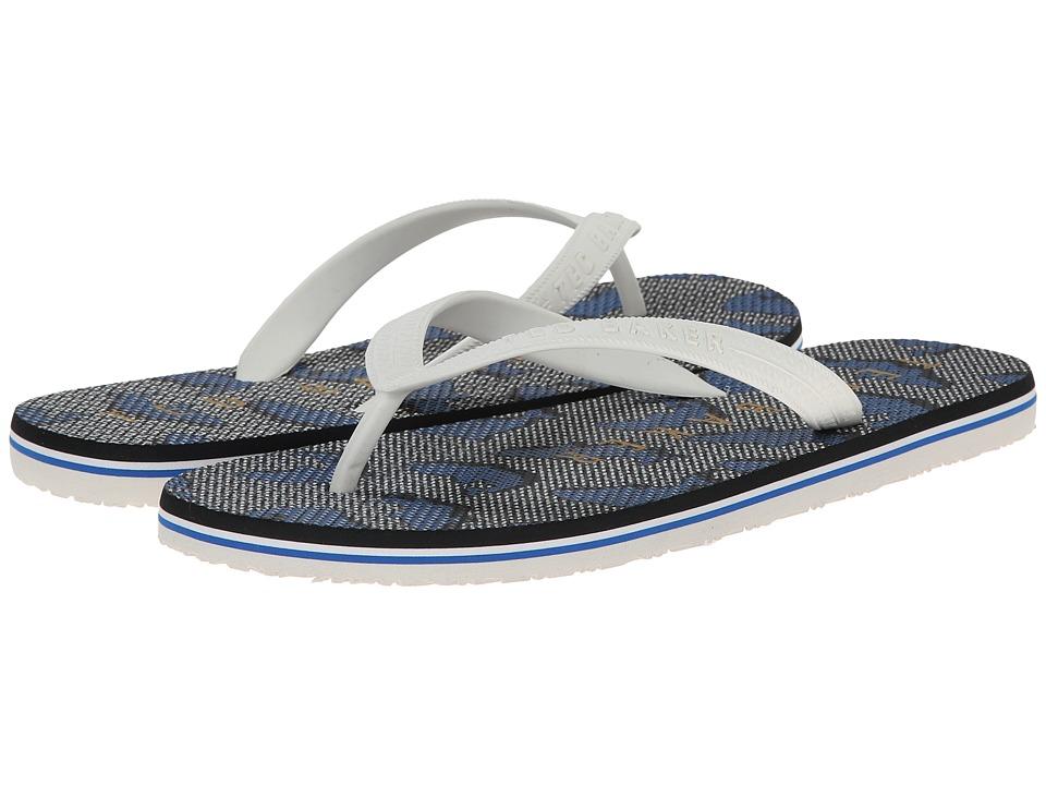 Ted Baker - Flyxx 2 (Dark Blue Rubber) Men's Shoes