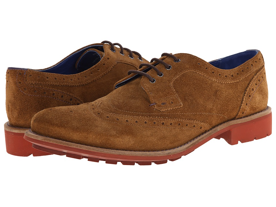 Ted Baker - Hontarr (Tan Suede) Men's Shoes