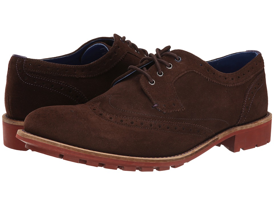 Ted Baker Hontarr (Brown Suede) Men