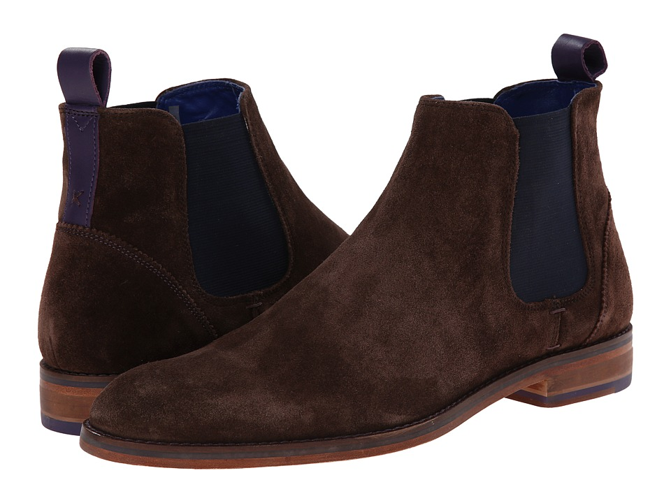Ted Baker - Camroon (Brown Suede) Men's Shoes