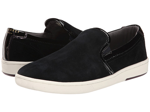 Ted Baker - Chaise 1 (Black Suede) Men's Shoes