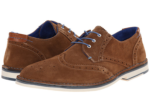 Ted Baker - Jamfro 5 (Dark Tan Suede) Men's Shoes