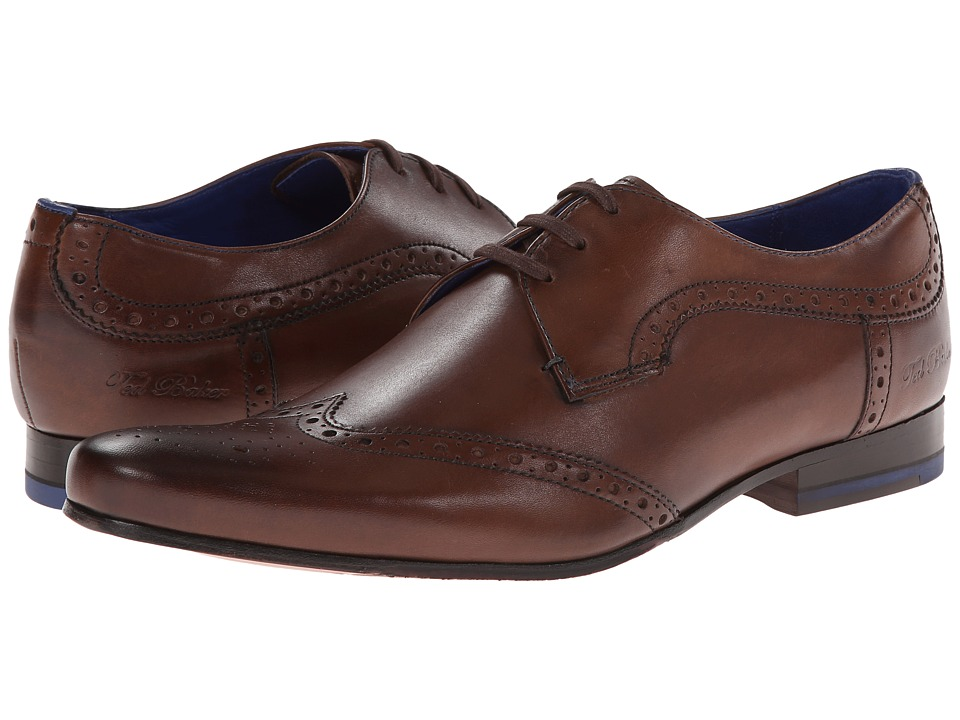 Ted Baker Hann (Brown Leather) Men