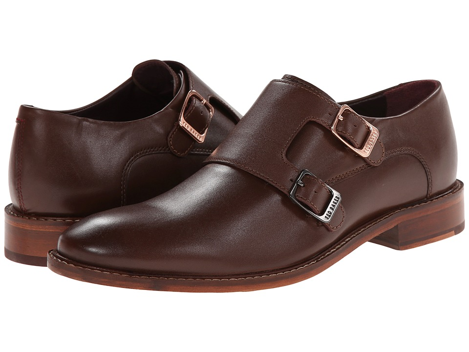 Ted Baker - Kartor (Brown Leather) Men's Shoes