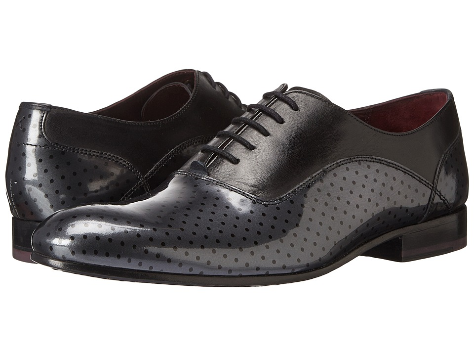 Ted Baker - Jeick (Grey Patent) Men's Shoes