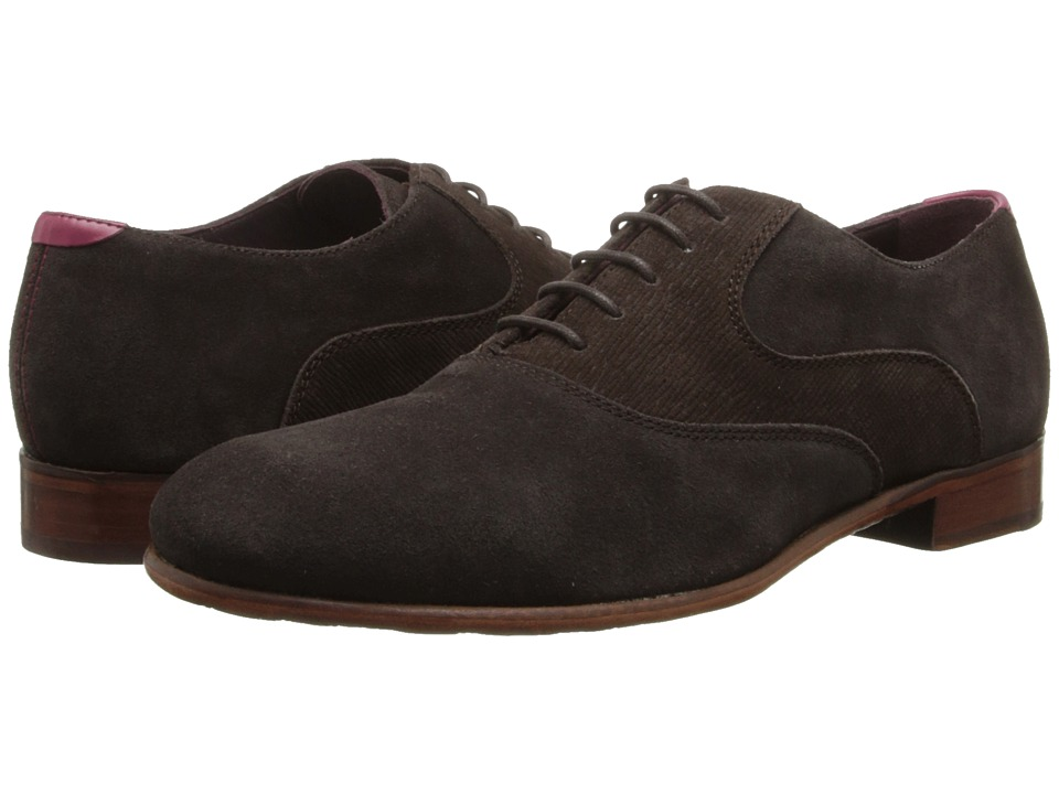 Ted Baker Luhwice (Brown Suede) Men